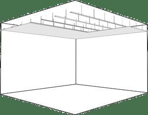 Faux plafonds et plâtre
